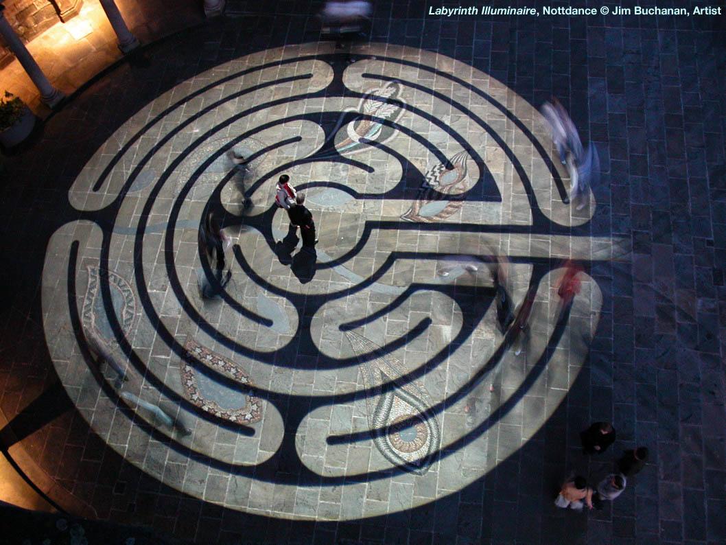 Jim Buchanan - Labyrinth of Light