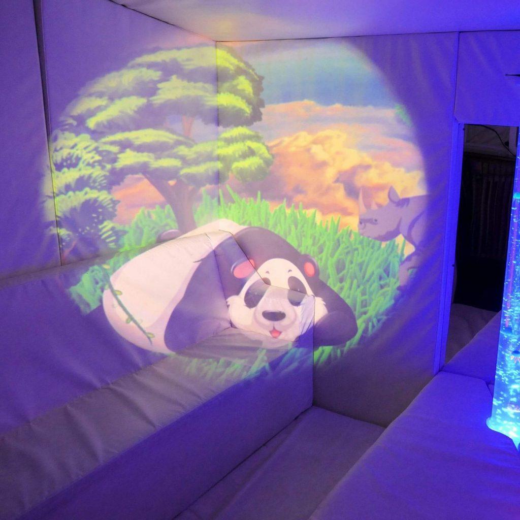Aura Projector Sensory Room