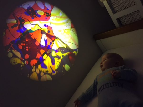 room projector for babies
