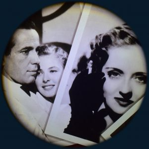 "1940's Film Stars 6"" Effect Wheel"