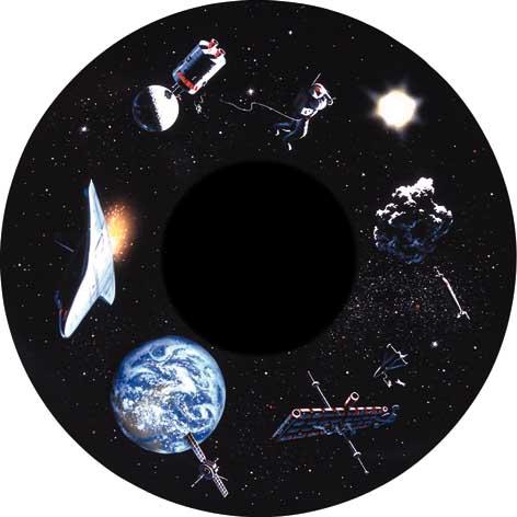 """2001 6"""" Effect Wheel"""