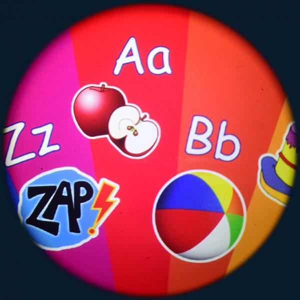 "Abc 6"" Effect Wheel"