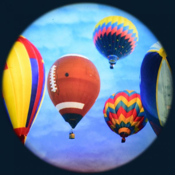 "Balloon Festival 6"" Effect Wheel"
