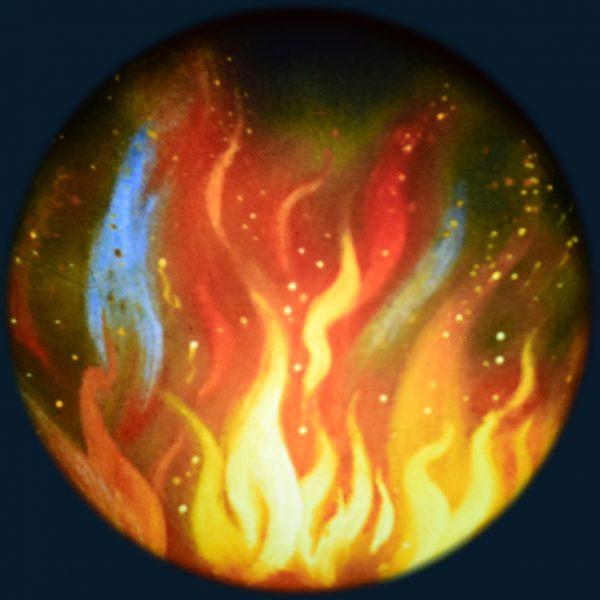 """Fire 6"""" Effect Wheel"""