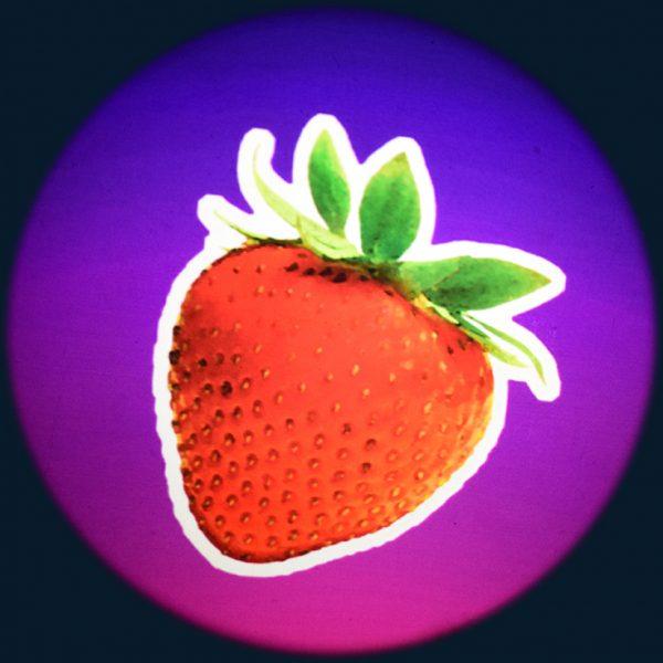 """Fruit 6"""" Effect Wheel"""