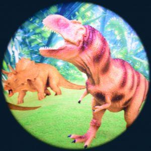 "Jurassic 6"" Effect Wheel"