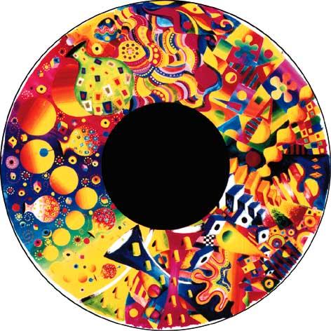 "Shapeland 6"" Effect Wheel"