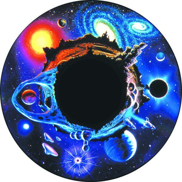 "Space Ritual 6"" Effect Wheel"