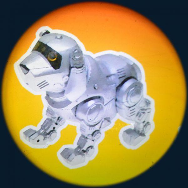 "Toys 6"" Effect Wheel"