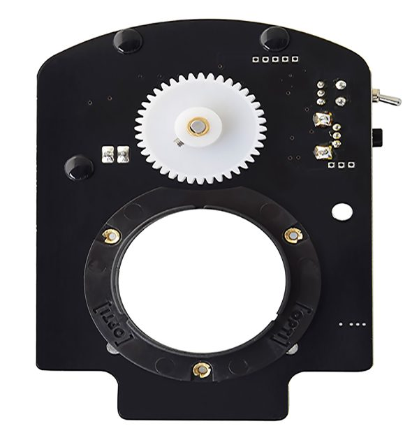 50mm Variable Speed Active Gate Cassette Rotator