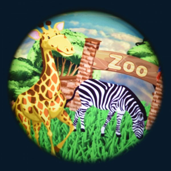"""At The Zoo 6"""" Effect Wheel"""