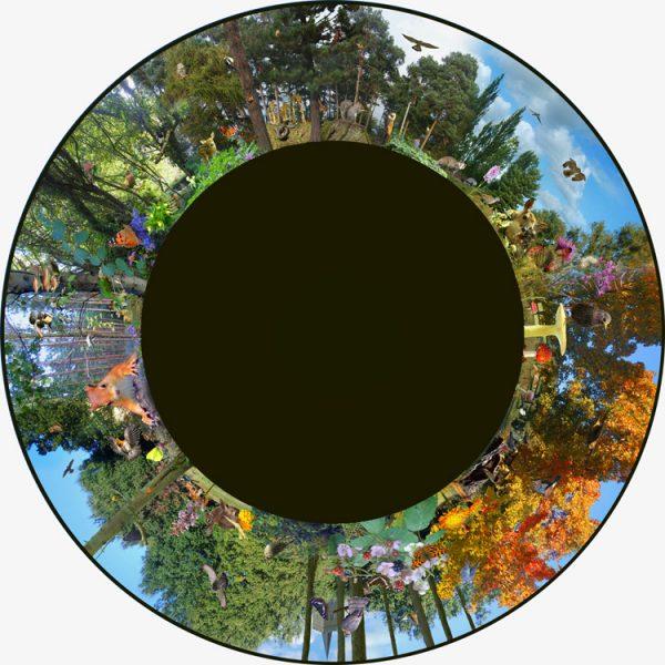 Max Effect Woodland Wheel