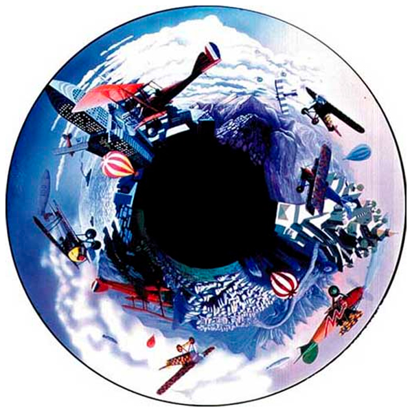 Aviation 6″ Effect Wheel