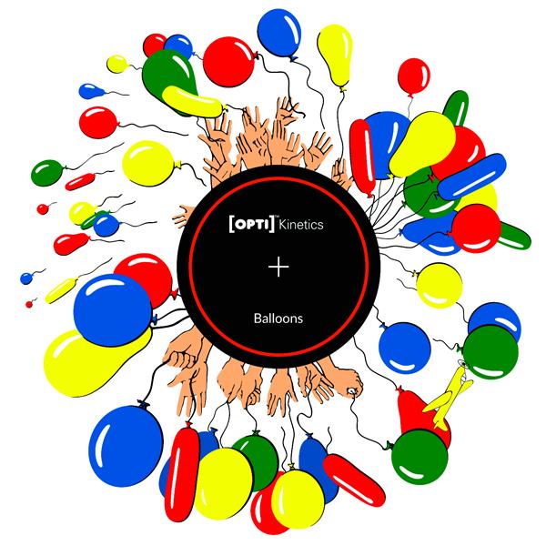 Balloons 6″ Effect Wheel