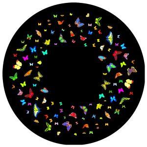 Papillon (Colour) 6″ Effect Wheel